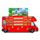 Warenpräsentation verschiedener Kekssorten  im Wohnmobil löst Impulskäufe aus
