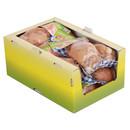Regalverpackung für Fleischwaren