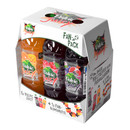 Volvic Fan Pack: for fruity party people