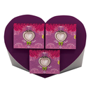 Heart-shaped product presentation