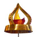 Diwali Gold Centrepiece