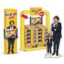 Decoration for Bahlsen's PiCK UP! minis retail launch