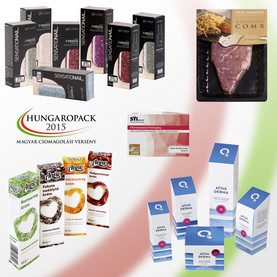 Hungaropack 2015: Award winning folding boxes by STI Group