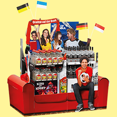 European championship - retail marketing