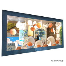 Vita Coco Window Display
