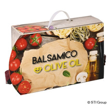 Bag-in-Box for oil
