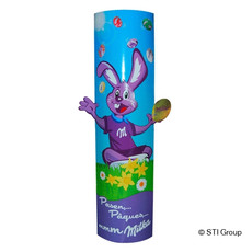 Promotional display for Confectionery