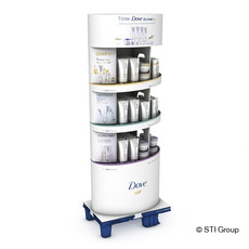 Modular off-shelf solution for Dove products