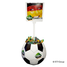 Refreshing World Cup promotion