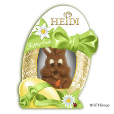 Promotional packaging for Easter feeling at the POS