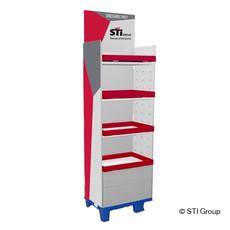Dressable Shelf