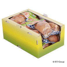 Shelf ready packaging for meat products