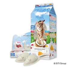Cat milch snack packaging