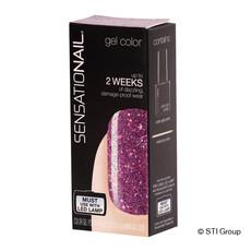Folding Box for nail polish