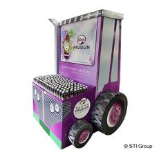 Ribena Frusion Tractor