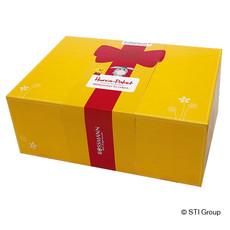 Promotional packaging for Rossmann