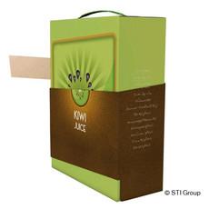 Bag-in-Box packaging for juice