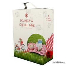 Cool idea: corrugated cool box