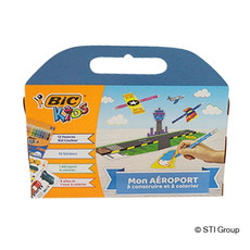BIC skill-developing packaging